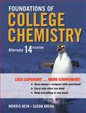 Foundations of College Chemistry Alternate 14E Binder Ready Version, Hein, 1118490169