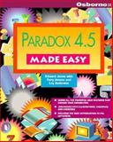 Paradox 4X Made Easy, Jones, Ed, 0078820162