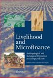 Livelihood and Microfinance 9789059720169