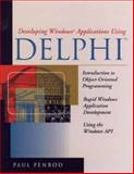Developing Windows Applications Using Delphi, Paul Penrod, 0471110175