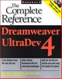 DreamWeaver UltraDev 4, West, Ray and Allen, Tom, 0072130172