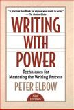 Writing with Power, Peter Elbow, 0195120175