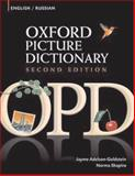 Oxford Picture Dictionary - English-Russian, Jayme Adelson-Goldstein, Norma Shapiro, 019474017X
