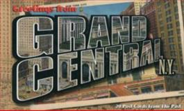Greetings from Grand Central, N. Y., Muesum Of The City Of New York, 1586850172