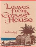 Leaves from a Grass House, Don Blanding, 091218017X