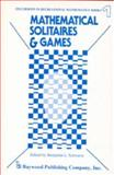 Mathematical Solitaires and Games, , 0895030179