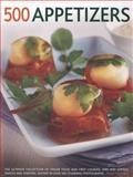 500 Appetizers, Anne Hildyard, 1781460175