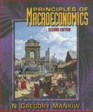Principles of Macroeconomics, Mankiw, N. Gregory, 0030270170