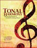 Workbook for Tonal Harmony, Stefan Kostka, 0077410173