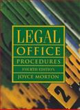 Legal Office Procedures, Morton, Joyce, 0132610175