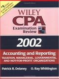 Wiley CPA Examination Review 2002, Delaney, James, 0471090182