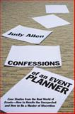 Confessions of an Event Planner, Judy Allen, 0470160187