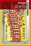 Vintage Labels, Dover, 0486480186