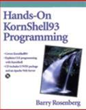 KornShell Programming Tutorial, Rosenberg, Barry, 020131018X