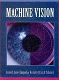 Machine Vision, Jain, Ramesh C. and Kasturi, Rangacher, 0070320187