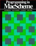 Programming in MacSheme, Eisenberg, Michael B., 0262550180