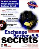 Exchange Server 5.5 Secrets, Robert Guaraldi, 0764580183