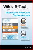 The Codes Guidebook for Interiors, Sixth Edition Wiley e-Text Folder and Interactive Resource Center Access Card, Harmon, Sharon Koomen and Kennon, Katherine E., 1118990188