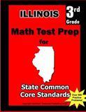 Illinois 3rd Grade Math Test Prep, Teachers Treasures, 1482510189
