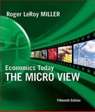 Economics Today : The Micro View plus MyEconLab 1-semester Student Access Kit, Miller, Roger LeRoy, 0321600185