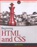 Beginning HTML and CSS, Jon Duckett and Rob Larsen, 1118340183