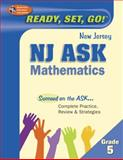 NJ Ask - Mathematics, Grade 5, Joy Wickersham and Ann Konzelmann, 0738610194