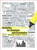 Statistics for Business and Economics, Newbold, Paul and Carlson, William, 0132930196