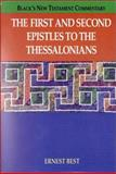 The First and Second Epistles to the Thessalonians, Best, Ernest E., 156563019X