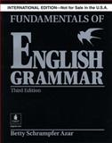 Fundamentals of English Grammar Without Answer Key, Black, International Version, Azar Series 9780131930193
