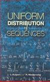 Uniform Distribution of Sequences, Kuipers, L. and Niederreiter, H., 0486450198