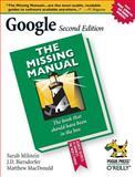 Google, Milstein, Sarah and MacDonald, Matthew, 0596100191