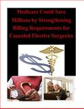 Medicare Could Save Millions by Strengthening Billing Requirements for Canceled Elective Surgeries, U. S. Department U.S. Department of Health And Human Services, 1500580198