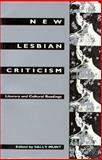 New Lesbian Criticism 9780231080194