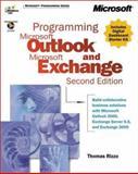 Programming Microsoft Outlook and Microsoft Exchange 9780735610194
