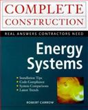 Energy Systems Handbook, McGraw-Hill Staff, 0070140197