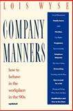 Company Manners, Lois Wyse, 0517880199