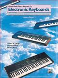 Chord Approach to Electronic Keyboards Lesson Book, Morton Manus and Willard A. Palmer, 0739020196