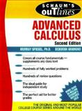 Schaum's Advanced Calculus, Arango, Deborah C. and Spiegel, Murray R., 0071350195