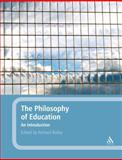 The Philosophy of Education : An Introduction, , 1847060196