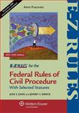 E-Z Rules for the Federal Rules of Civil Procedure, Ezon, Jack S. and Dweck, Jeffrey S., 0735590192