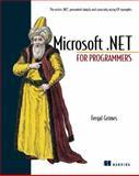 Microsoft.NET for Programmers, Fergal Grimes, 1930110197
