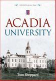 Acadia University, Tom Sheppard, 1771080205