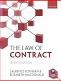 The Law of Contract, Koffman, Laurence and Macdonald, Elizabeth, 0199570205