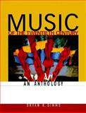 Music of the Twentieth Century : An Anthology, Simms, Bryan R., 0028730208