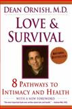 Love and Survival, Dean Ornish, 0060930209