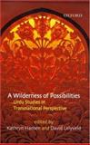 Wilderness of Possibilities : Urdu Studies in Transnational Perspective, , 0195670205