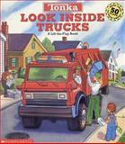 Look Inside Trucks, Patricia Relf, 0439050200