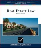 Real Estate Law, Jennings, Marianne M., 0324650205