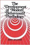 Development of Modern Behavioural Psychology, McLeish, John, 0920490204