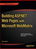 Building ASP. NET Web Pages with Microsoft WebMatrix, Steve Lydford, 1430240202